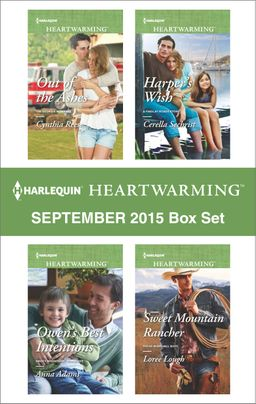 Harlequin Heartwarming September 2015 Box Set