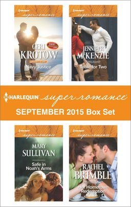 Harlequin Superromance September 2015 Box Set