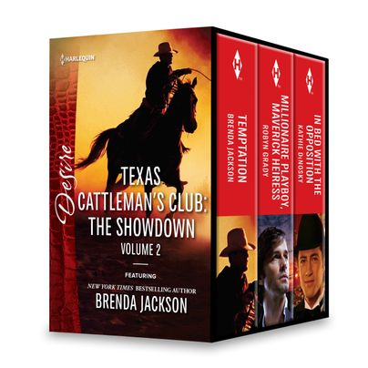Texas Cattleman's Club: The Showdown Volume 2