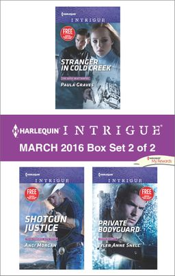 Harlequin Intrigue March 2016 - Box Set 2 of 2