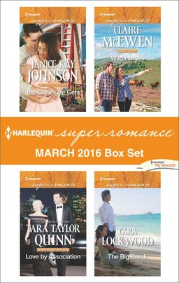 Harlequin Superromance March 2016 Box Set