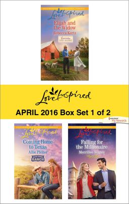 Harlequin Love Inspired April 2016 - Box Set 1 of 2