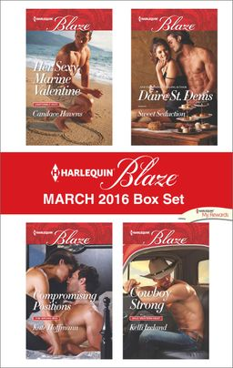 Harlequin Blaze March 2016 Box Set