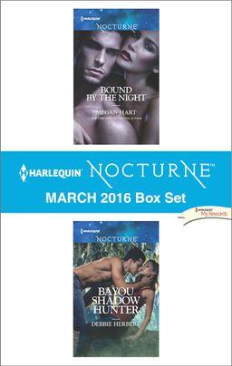 Harlequin Nocturne March 2016  Box Set