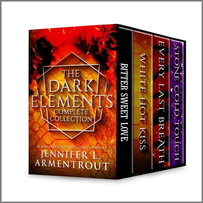 Jennifer L. Armentrout The Dark Elements Complete Collection
