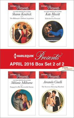 Harlequin Presents April 2016 - Box Set 2 of 2