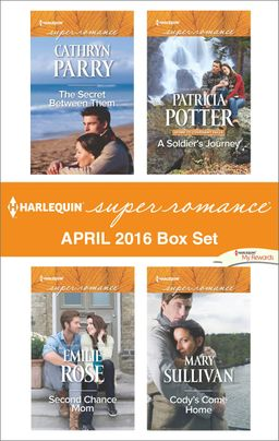 Harlequin Superromance April 2016 Box Set