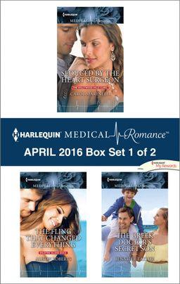 Harlequin Medical Romance April 2016 - Box Set 1 of 2
