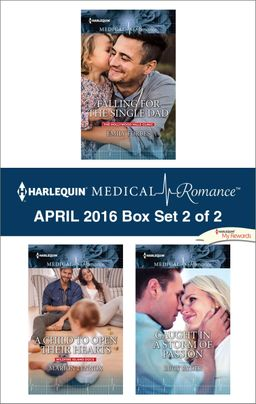 Harlequin Medical Romance April 2016 - Box Set 2 of 2