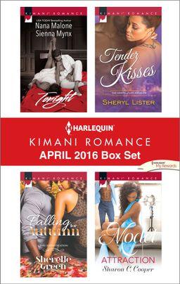 Harlequin Kimani Romance April 2016 Box Set