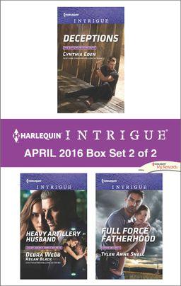 Harlequin Intrigue April 2016 - Box Set 2 of 2