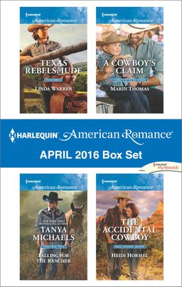 Harlequin American Romance April 2016 Box Set