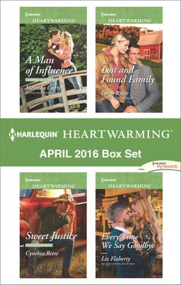 Harlequin Heartwarming April 2016 Box Set