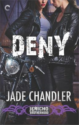Deny: A Dark, Erotic Motorcycle Club Romance