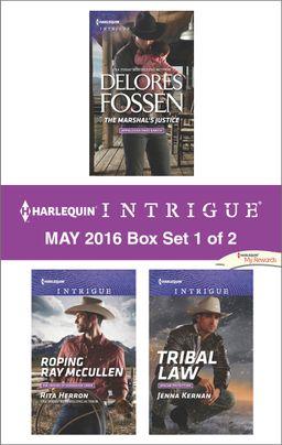 Harlequin Intrigue May 2016 - Box Set 1 of 2