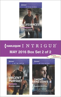Harlequin Intrigue May 2016 - Box Set 2 of 2