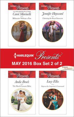 Harlequin Presents May 2016 - Box Set 2 of 2