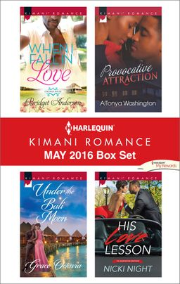Harlequin Kimani Romance May 2016 Box Set