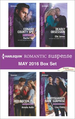 Harlequin Romantic Suspense May 2016 Box Set