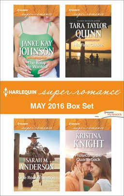 Harlequin Superromance May 2016 Box Set