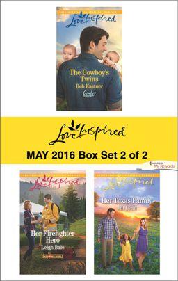 Harlequin Love Inspired May 2016 - Box Set 2 of 2