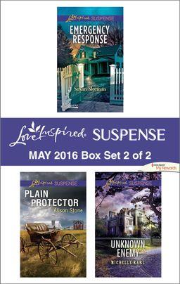 Harlequin Love Inspired Suspense May 2016 - Box Set 2 of 2