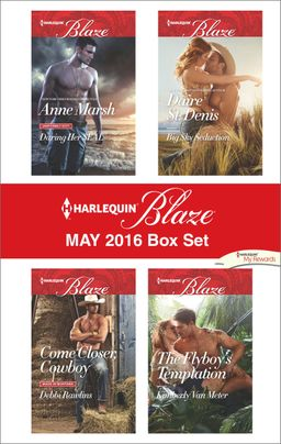 Harlequin Blaze May 2016 Box Set