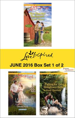Harlequin Love Inspired June 2016 - Box Set 1 of 2