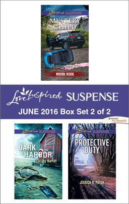 Harlequin Love Inspired Suspense June 2016 - Box Set 2 of 2