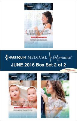 Harlequin Medical Romance June 2016 - Box Set 2 of 2