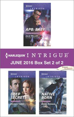 Harlequin Intrigue June 2016 - Box Set 2 of 2