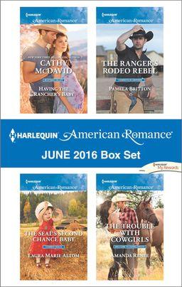 Harlequin American Romance June 2016 Box Set