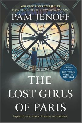 The Lost Girls Of Paris Harlequin Trade Publishing