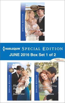 Harlequin Special Edition June 2016 - Box Set 1 of 2