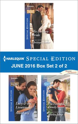 Harlequin Special Edition June 2016 - Box Set 2 of 2