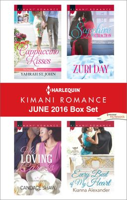 Harlequin Kimani Romance June 2016 Box Set