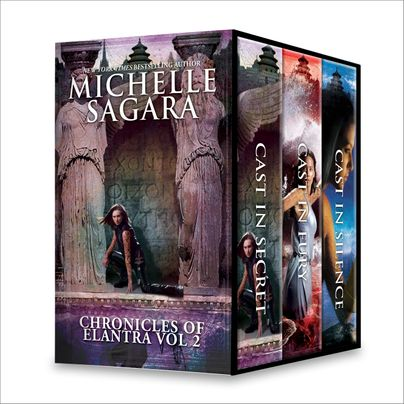 Michelle Sagara Chronicles of Elantra Vol 2