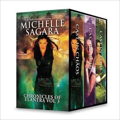 Michelle Sagara Chronicles of Elantra Vol 3
