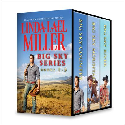 Linda Lael Miller Big Sky Series Books 1-3