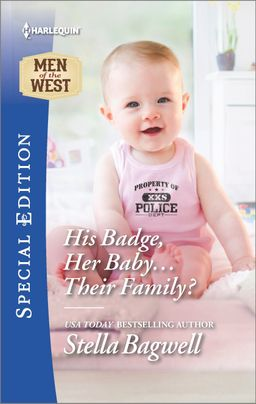 His Badge, Her Baby...Their Family?