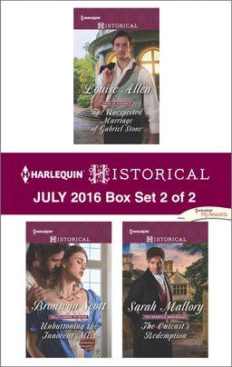 Harlequin Historical July 2016 - Box Set 2 of 2