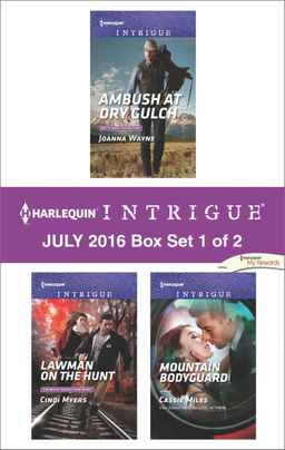 Harlequin Intrigue July 2016 - Box Set 1 of 2