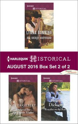 Harlequin Historical August 2016 - Box Set 2 of 2