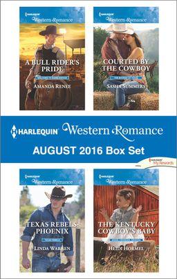Harlequin Western Romance August 2016 Box Set