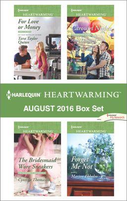 Harlequin Heartwarming August 2016 Box Set