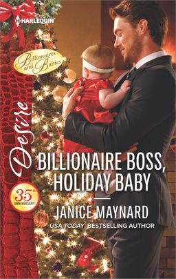 Billionaire Boss, Holiday Baby