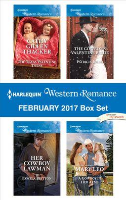 Harlequin Western Romance February 2017 Box Set