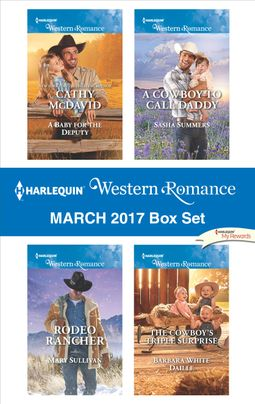 Harlequin Western Romance March 2017 Box Set