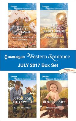 Harlequin Western Romance July 2017 Box Set
