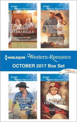 Harlequin Western Romance October 2017 Box Set